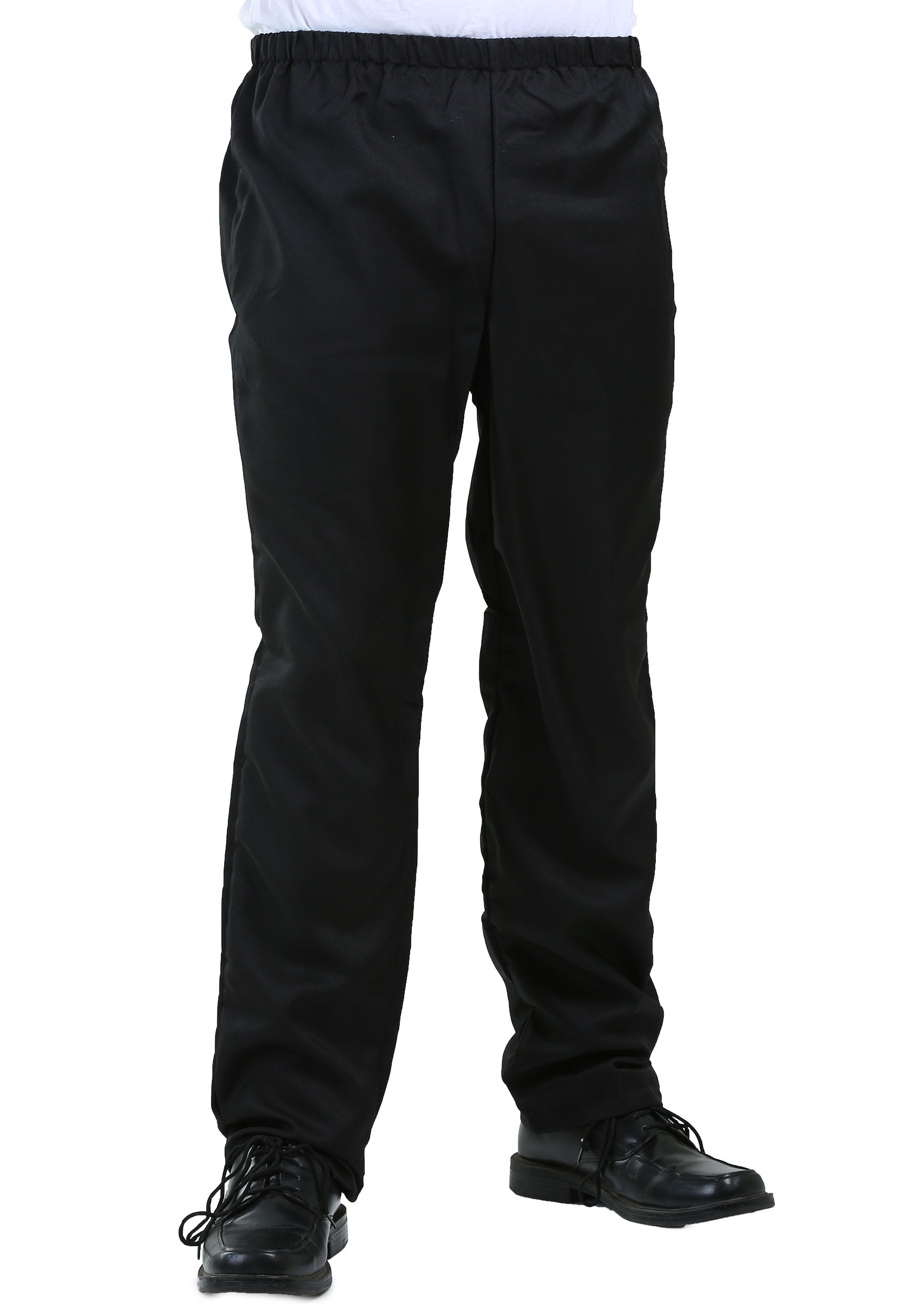 Joseph & Feiss Boys Black Husky Suit Separates Slacks. Unlike a chino, which is % cotton, these have a bit of spandex which makes them wrinkle resistant and comfy for work.