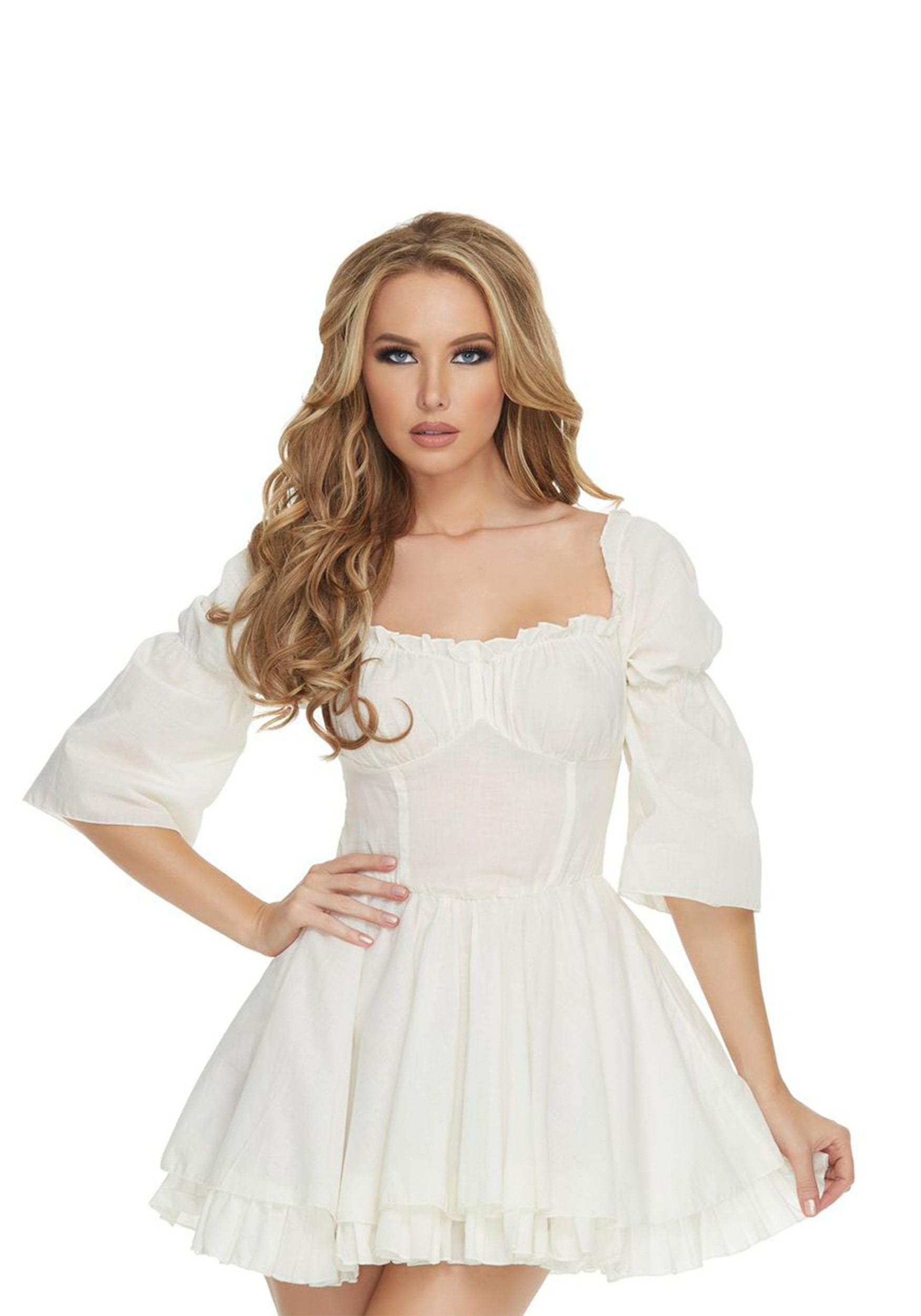 Womens Pirate Dress Costume-8477
