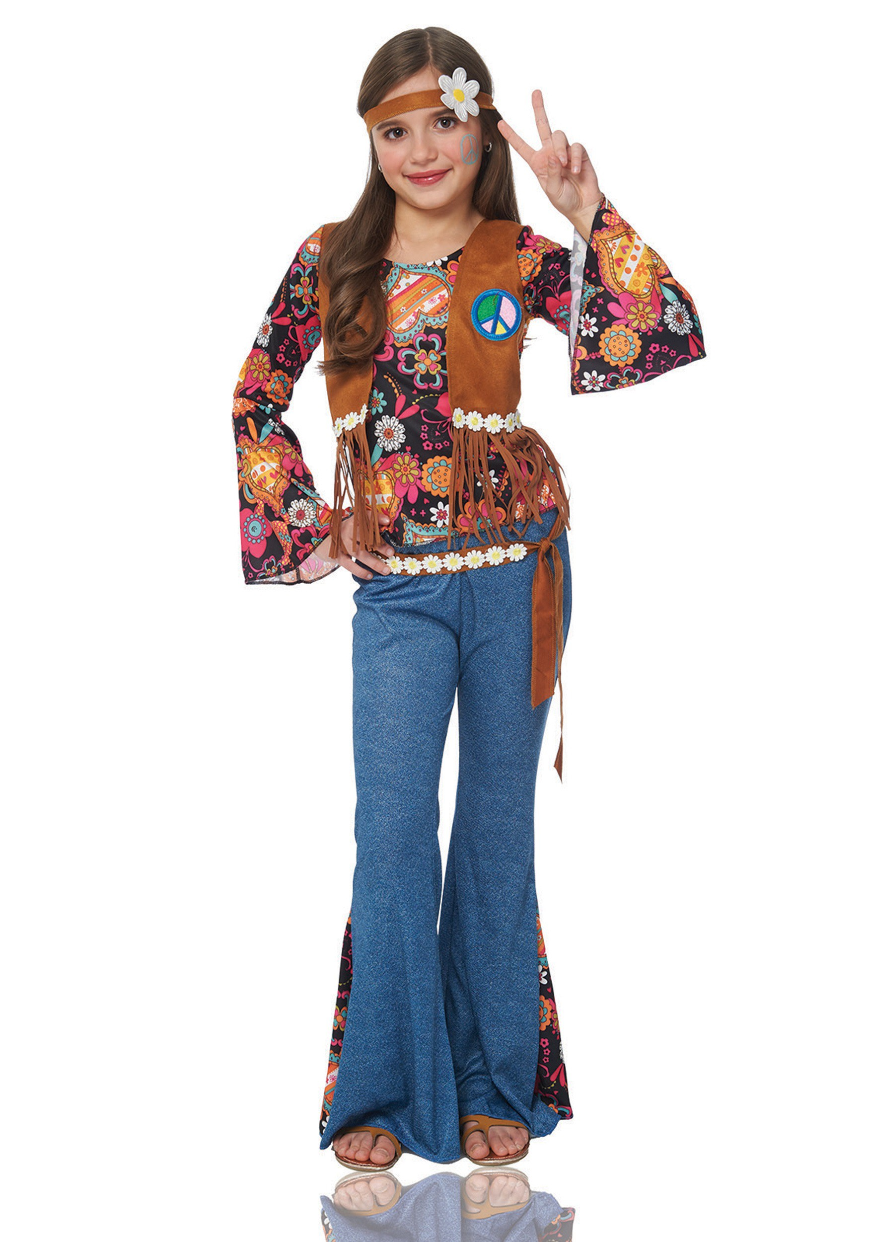 Hippie Costumes - Disco Costume
