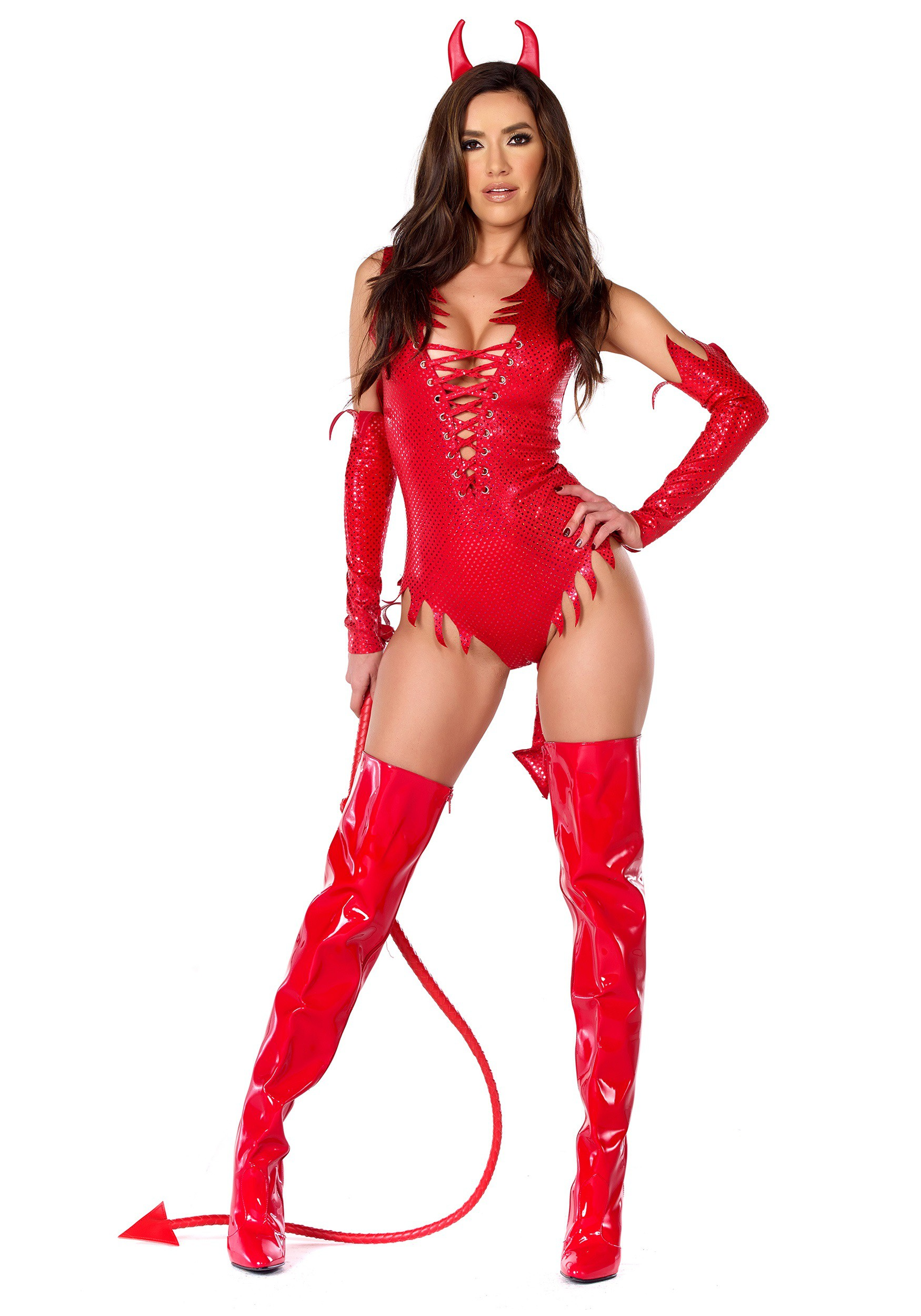 Halloween Costume Devil Woman