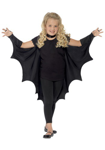 Child Black Bat Wings By: Smiffys for the 2015 Costume season.