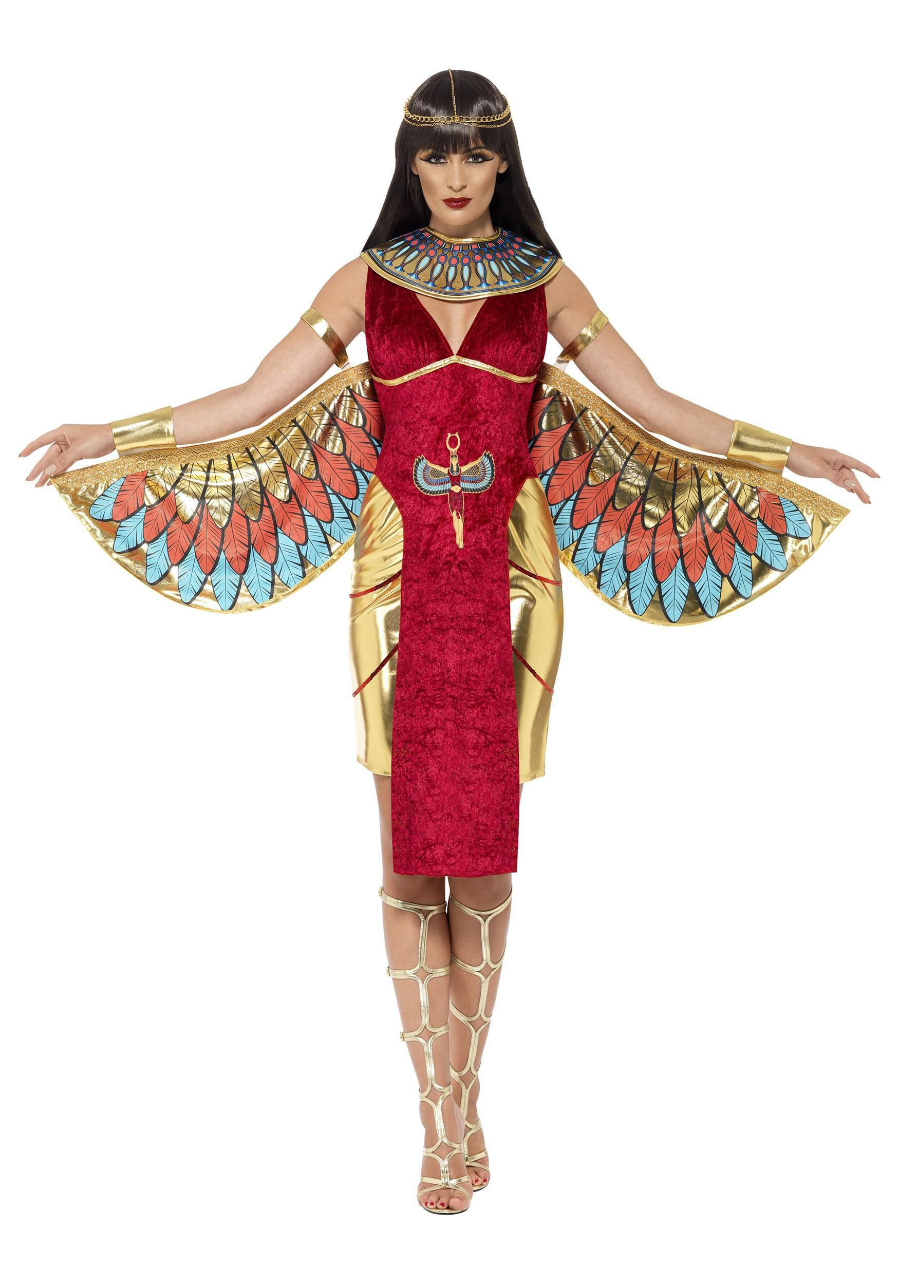 women 39 s goddess isis costume. Black Bedroom Furniture Sets. Home Design Ideas