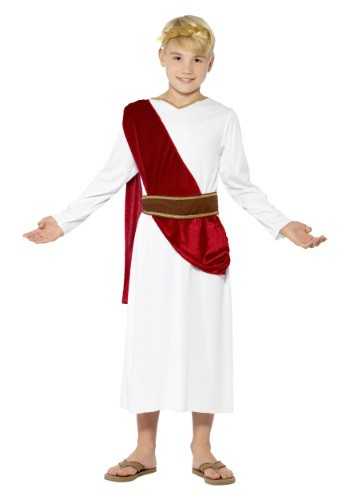 INOpets.com Anything for Pets Parents & Their Pets Child's Roman Boy Costume