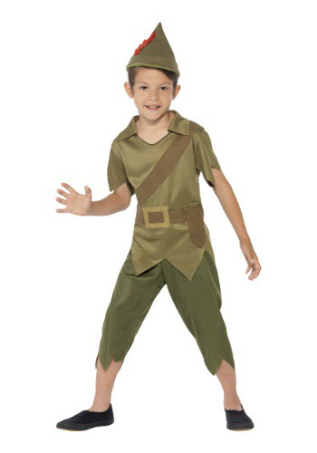 Robin Hood Costume for Kids