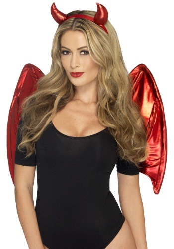 Click Here to buy Fever Devil Kit from HalloweenCostumes, USA Funds & Shipping