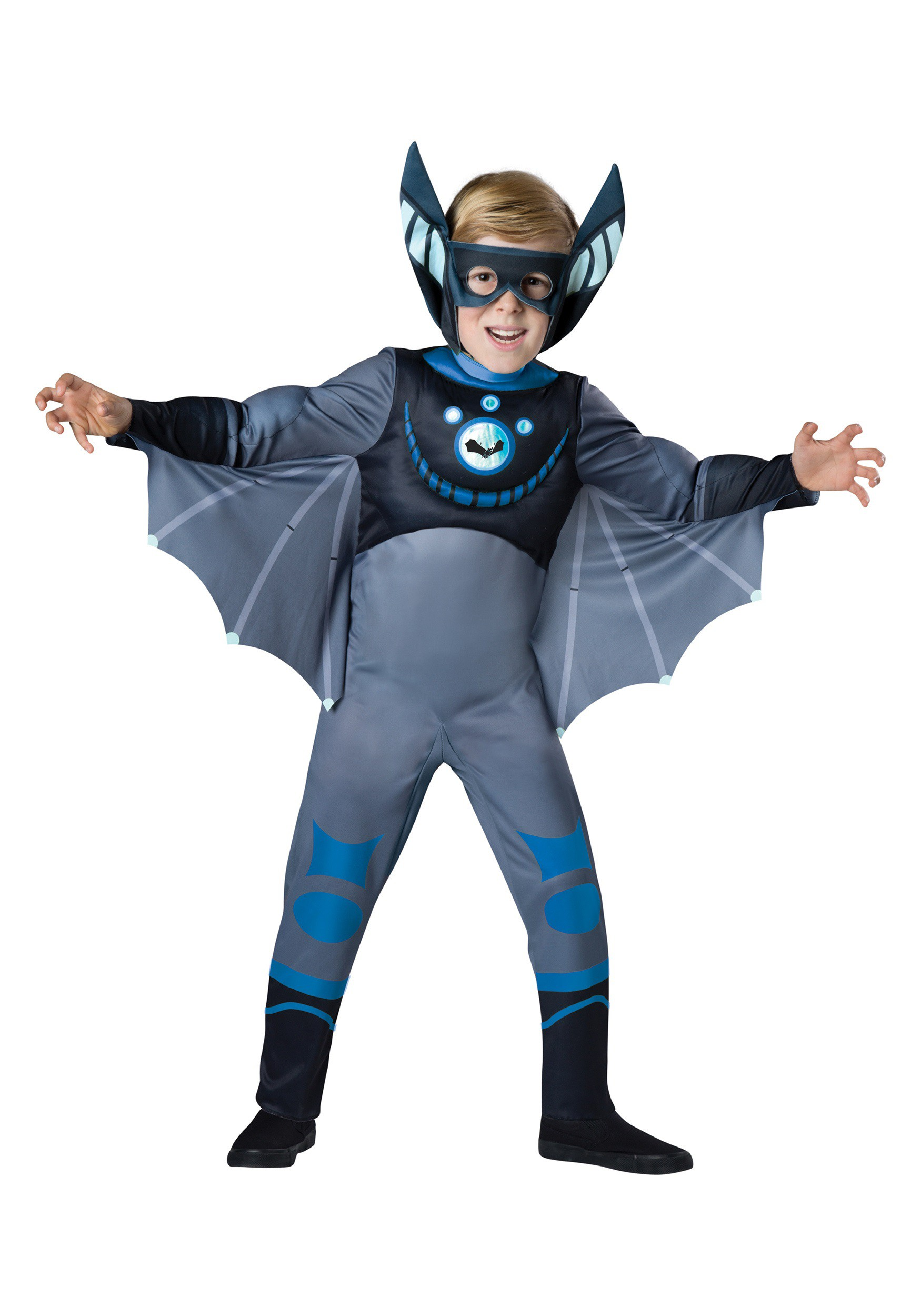 Toddler Bat Halloween Costume