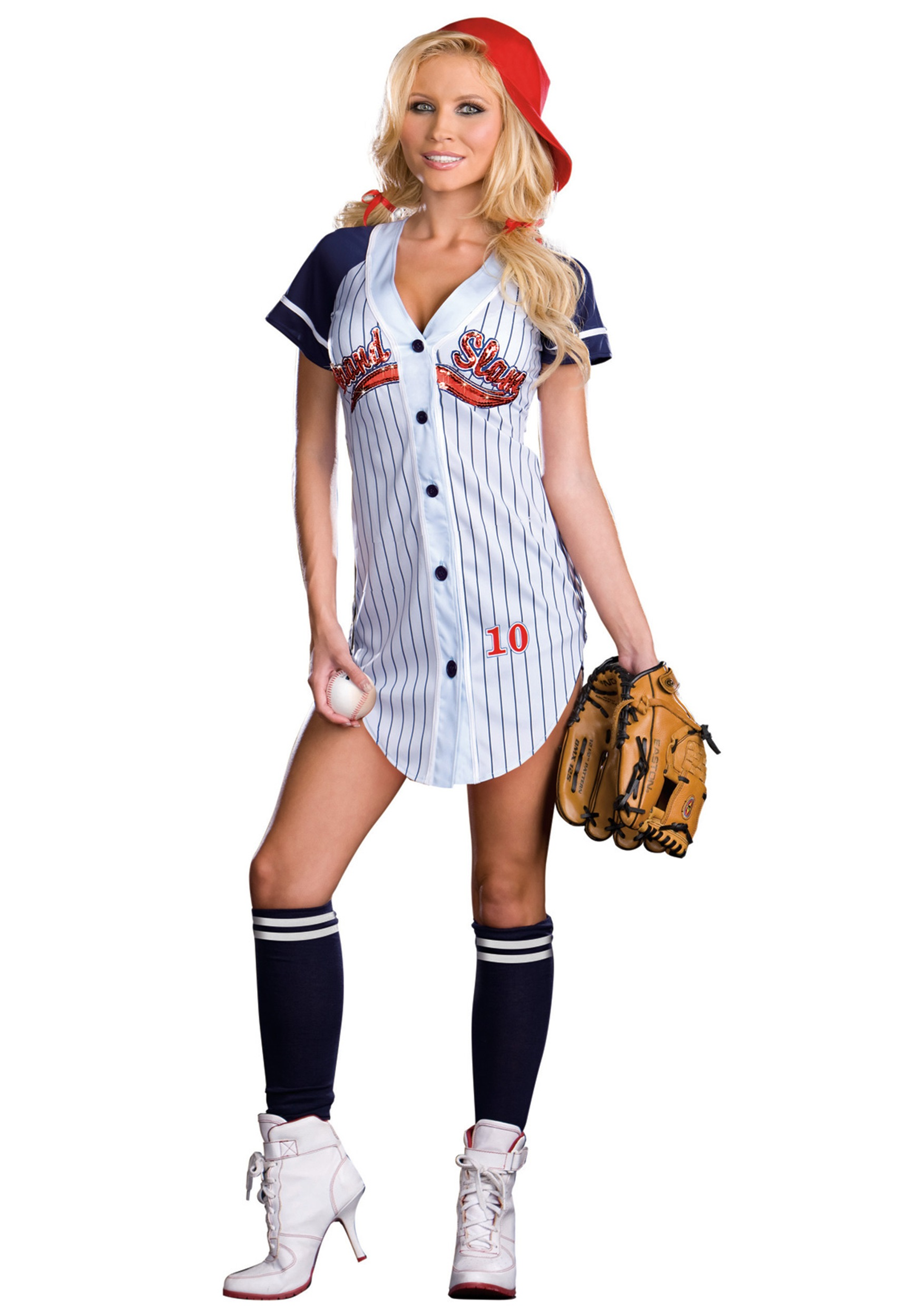baseball costumes, jerseys & caps - halloweencostumes