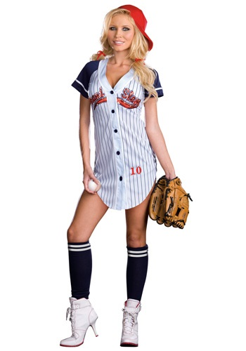 Sexy Grand Slam Costume By: Dreamgirl for the 2015 Costume season.