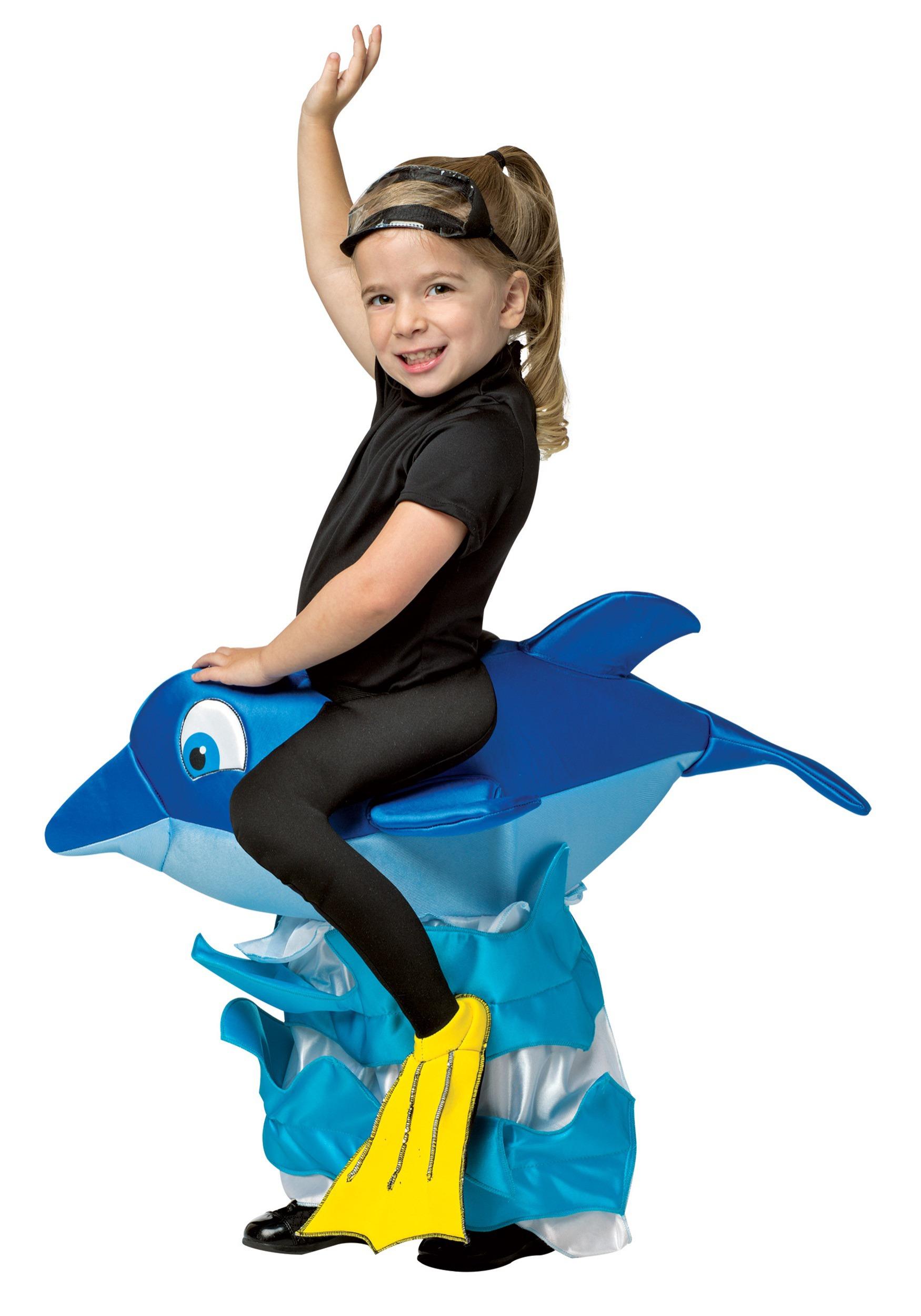 Dolphin rider child costume voltagebd Images