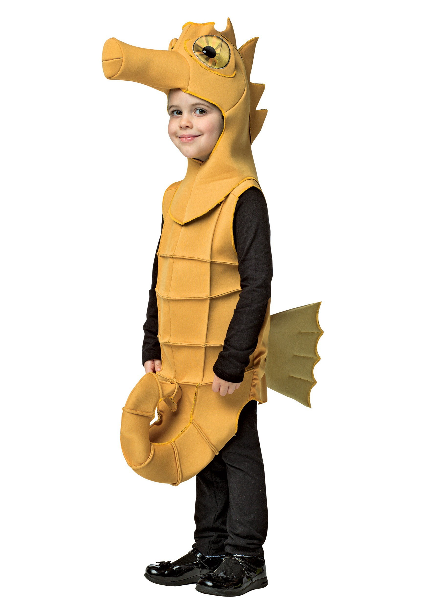 sc 1 st  Halloween Costumes & Child Seahorse Costume