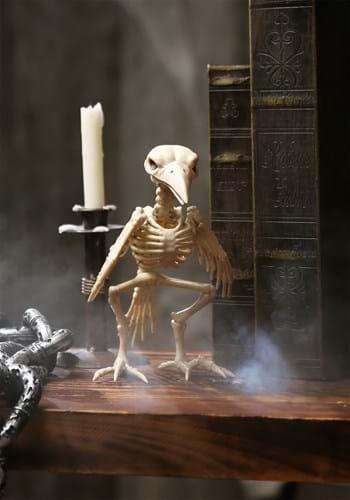 Skeleton Raven