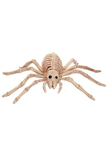 "9"" Mini Skeleton Spider Prop"