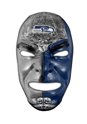 Adult NFL Seattle Seahawks Fan Face Mask By: Franklin Sports for the 2015 Costume season.