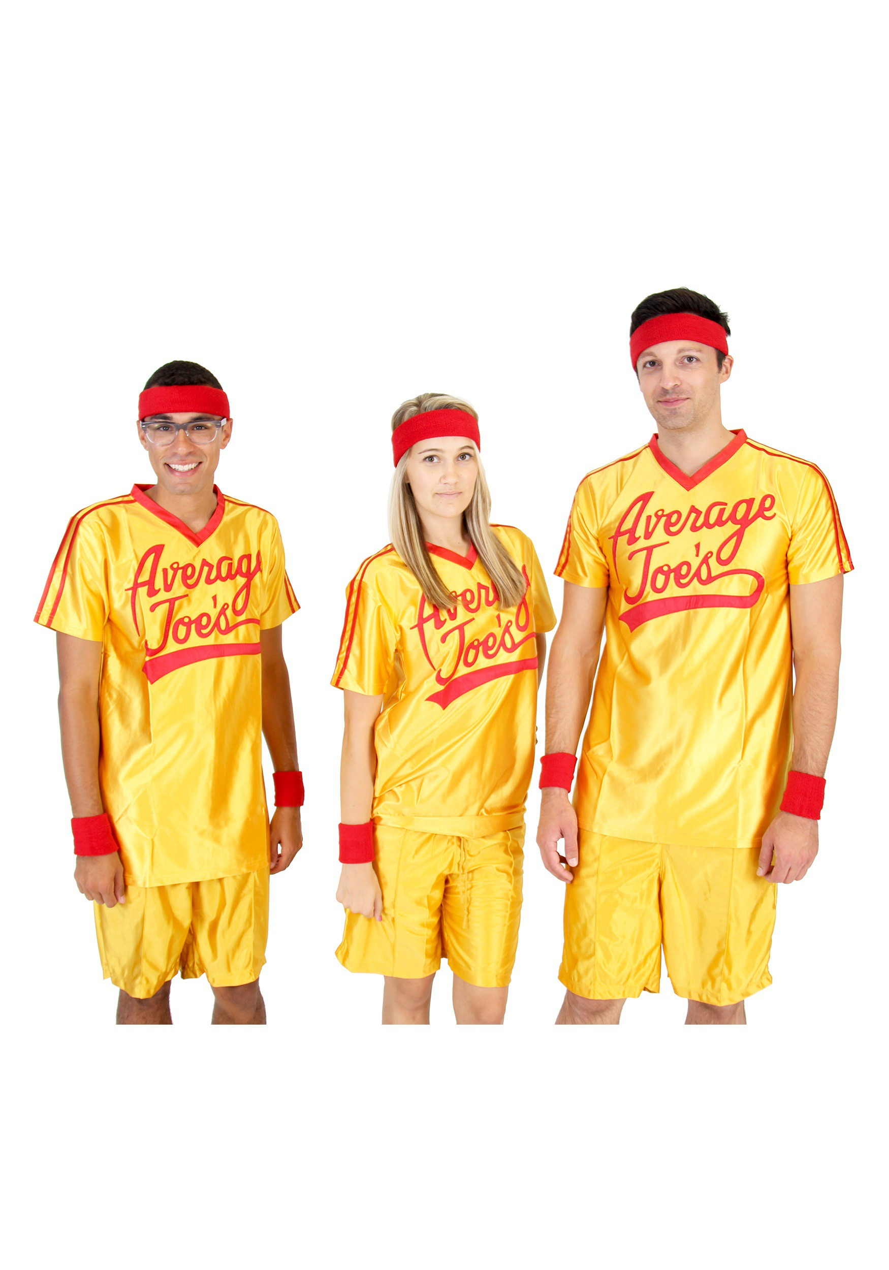 sc 1 st  Halloween Costumes & Adult Dodgeball Jersey Costume