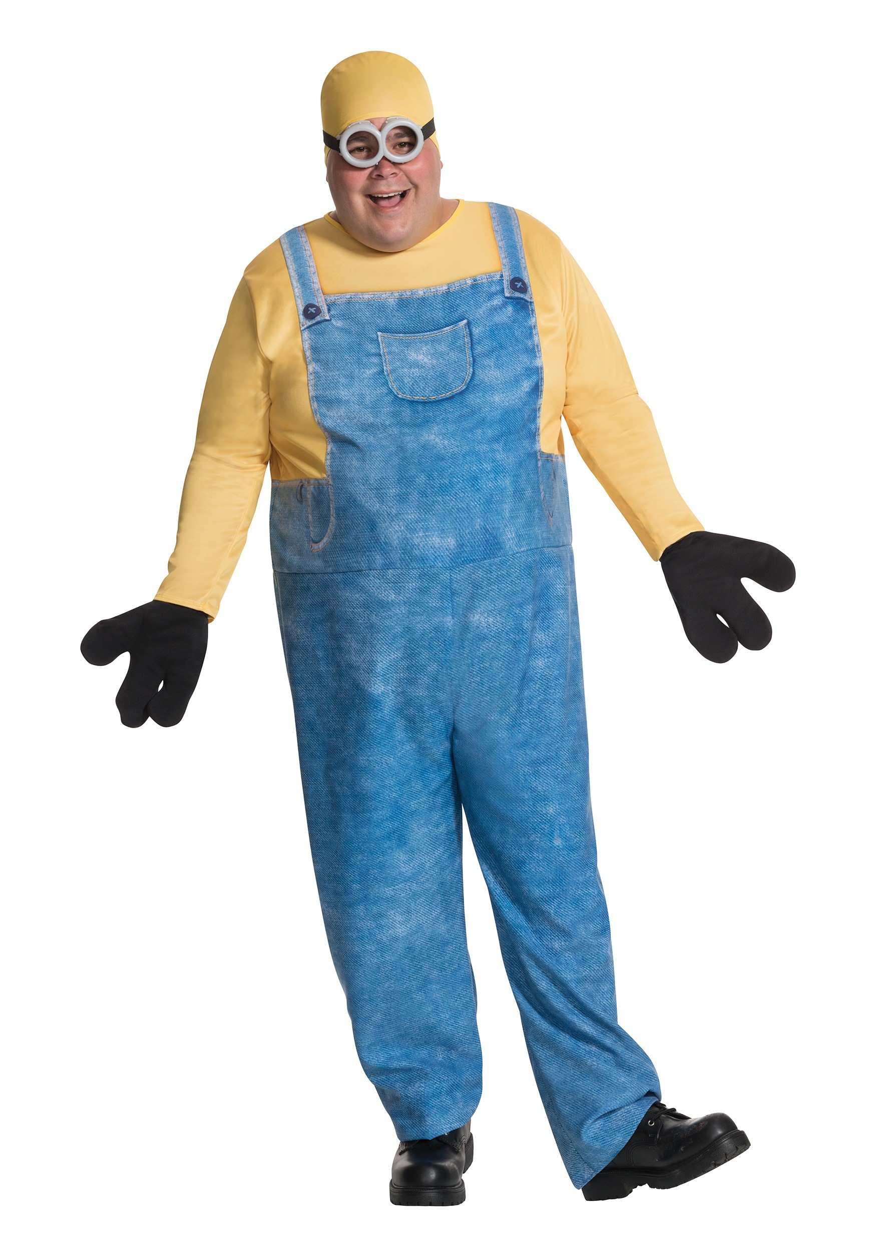 Plus Size Minion Bob Costume  sc 1 st  Halloween Costumes 2018 at CostumeVip.com | Halloween Costume Ideas 2018 & Despicable Me Costumes
