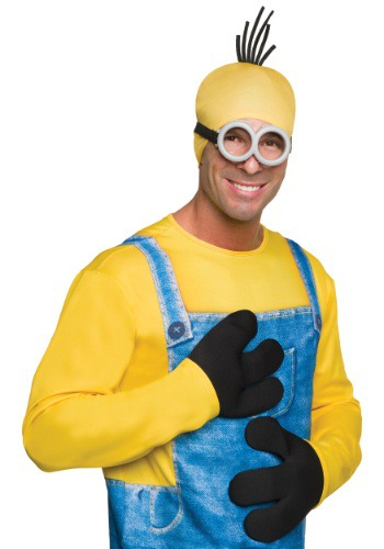 Click Here to buy Adult Minion Gloves from HalloweenCostumes, CDN Funds