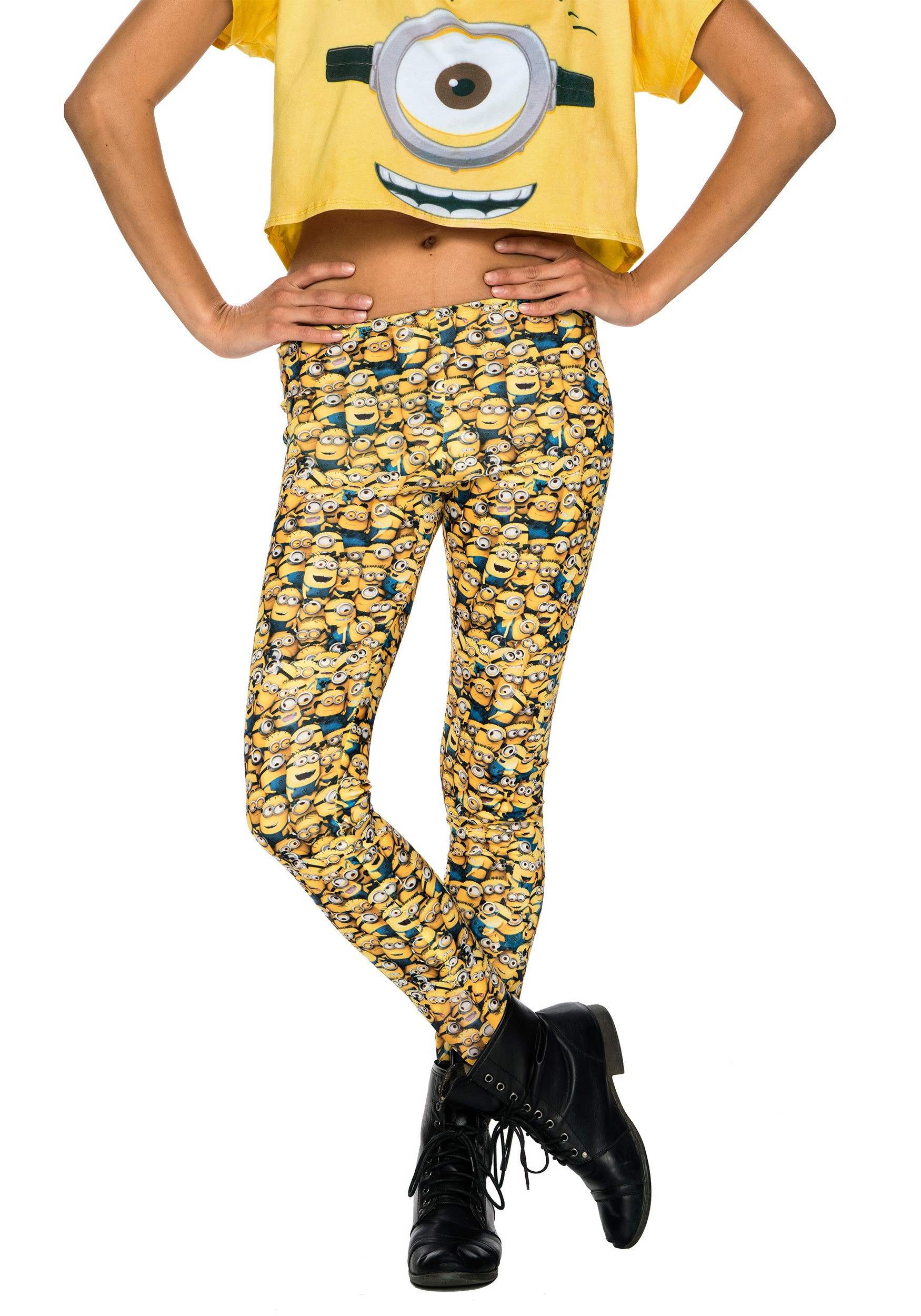 Women's Minion Leggings
