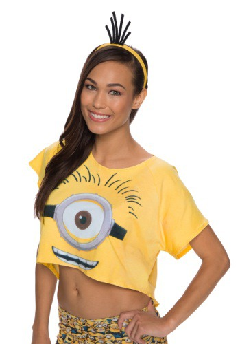 Click Here to buy Adult Minion Headband from HalloweenCostumes, CDN Funds