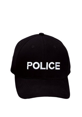Adult Police Baseball Cap By: Rothco for the 2015 Costume season.