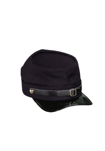 Image of Adult Deluxe Union Kepi Hat