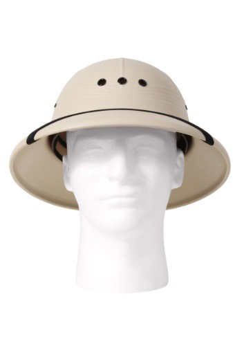 Adult Deluxe Khaki Pith Hat By: Rothco for the 2015 Costume season.