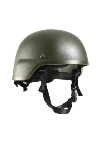 INOpets.com Anything for Pets Parents & Their Pets Adult Green Tactical Helmet