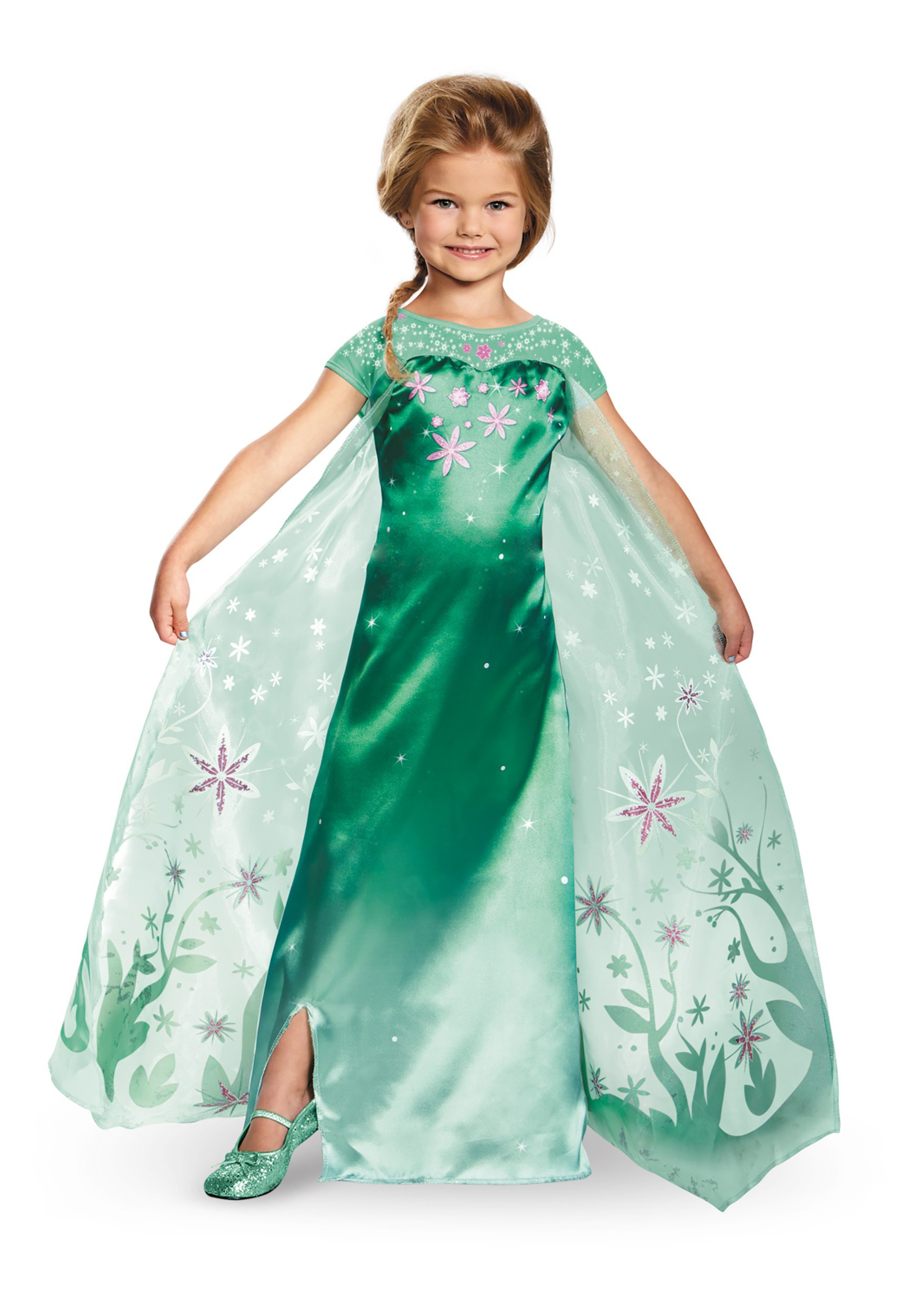 Frozen fever pictures of dresses