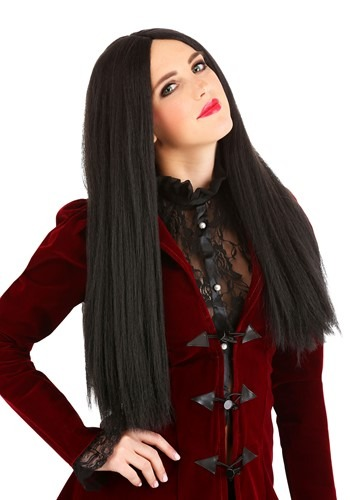 Click Here to buy Adult Deluxe Witch Wig from HalloweenCostumes, USA Funds & Shipping