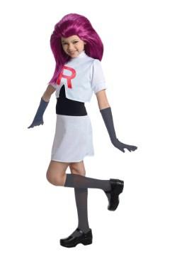 Child Jessie Team Rocket Costume