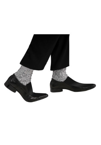 Adult Michael Jackson Sparkle Socks By: Rubies Costume Co. Inc for the 2015 Costume season.