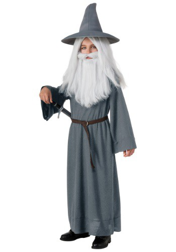 Child Classic Gandalf Costume By: Rubies Costume Co. Inc for the 2015 Costume season.