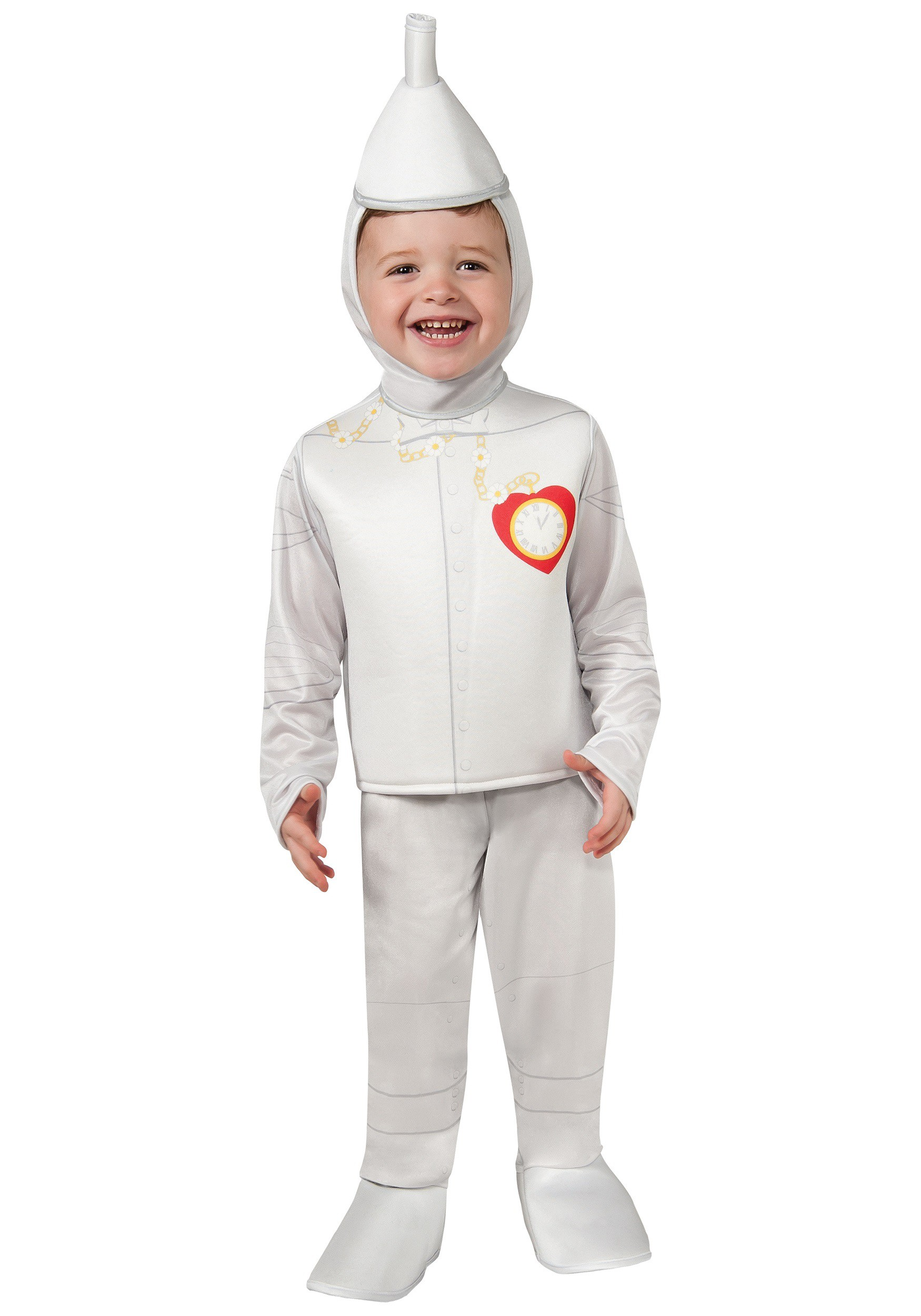 sc 1 st  Halloween Costumes & Toddler Wizard of Oz Tin Man Costume