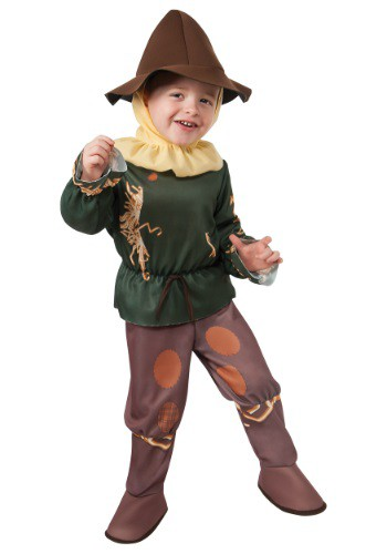 Click Here to buy Toddler Wizard of Oz Scarecrow Costume from HalloweenCostumes, CDN Funds