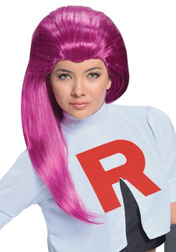 Click Here to buy Adult Jessie Team Rocket Wig from HalloweenCostumes, CDN Funds