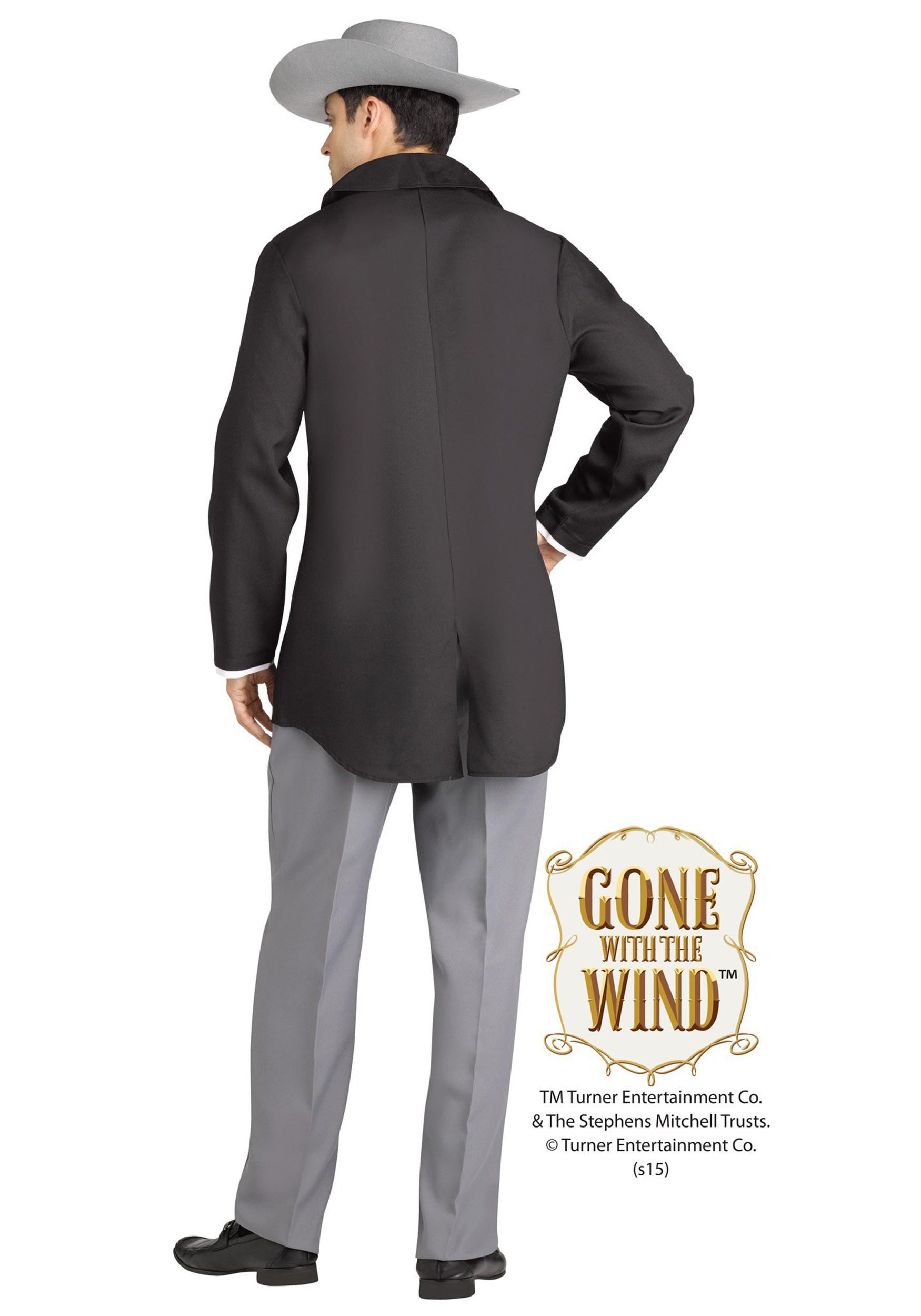 men's rhett butler costume