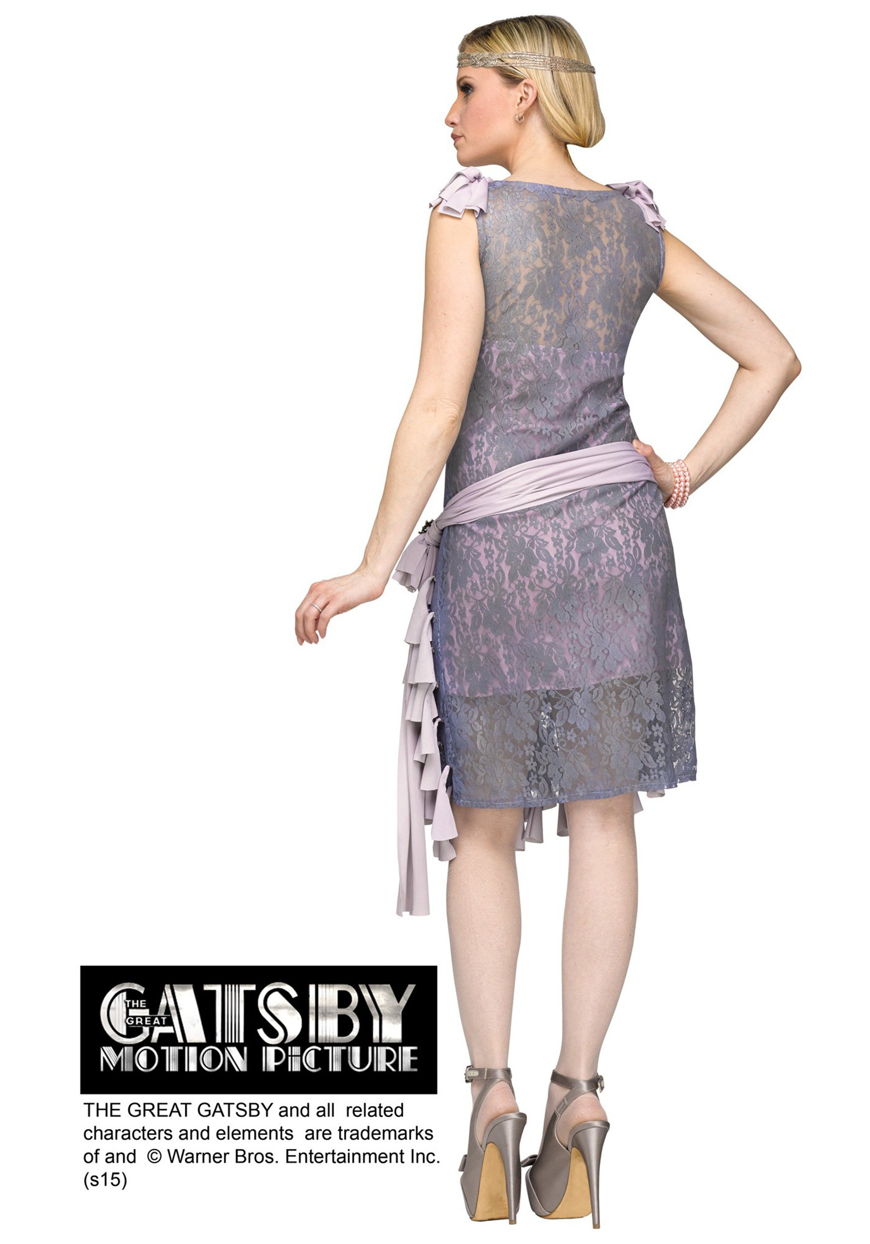 Popular Nataya Great Gatsby Dress AL-10709