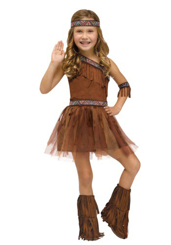 Classic Native American Costume for Toddlers