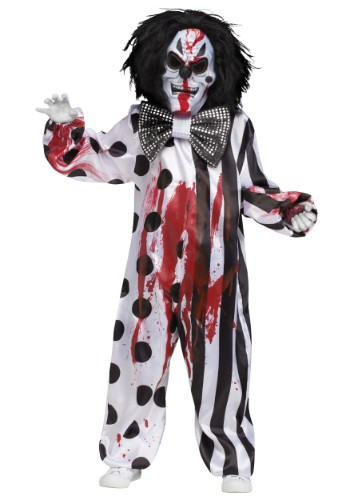 Child Bleeding Killer Clown Costume By: Fun World for the 2015 Costume season.