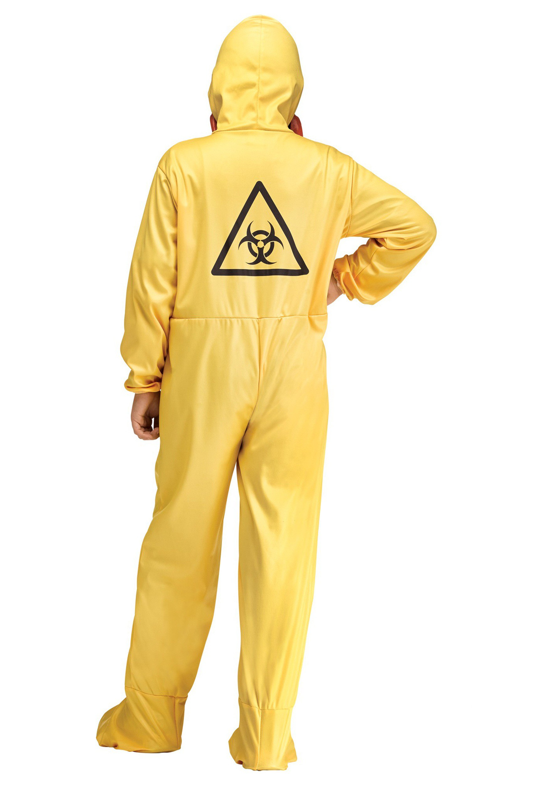 Child Hazmat Costume 54521e0e2