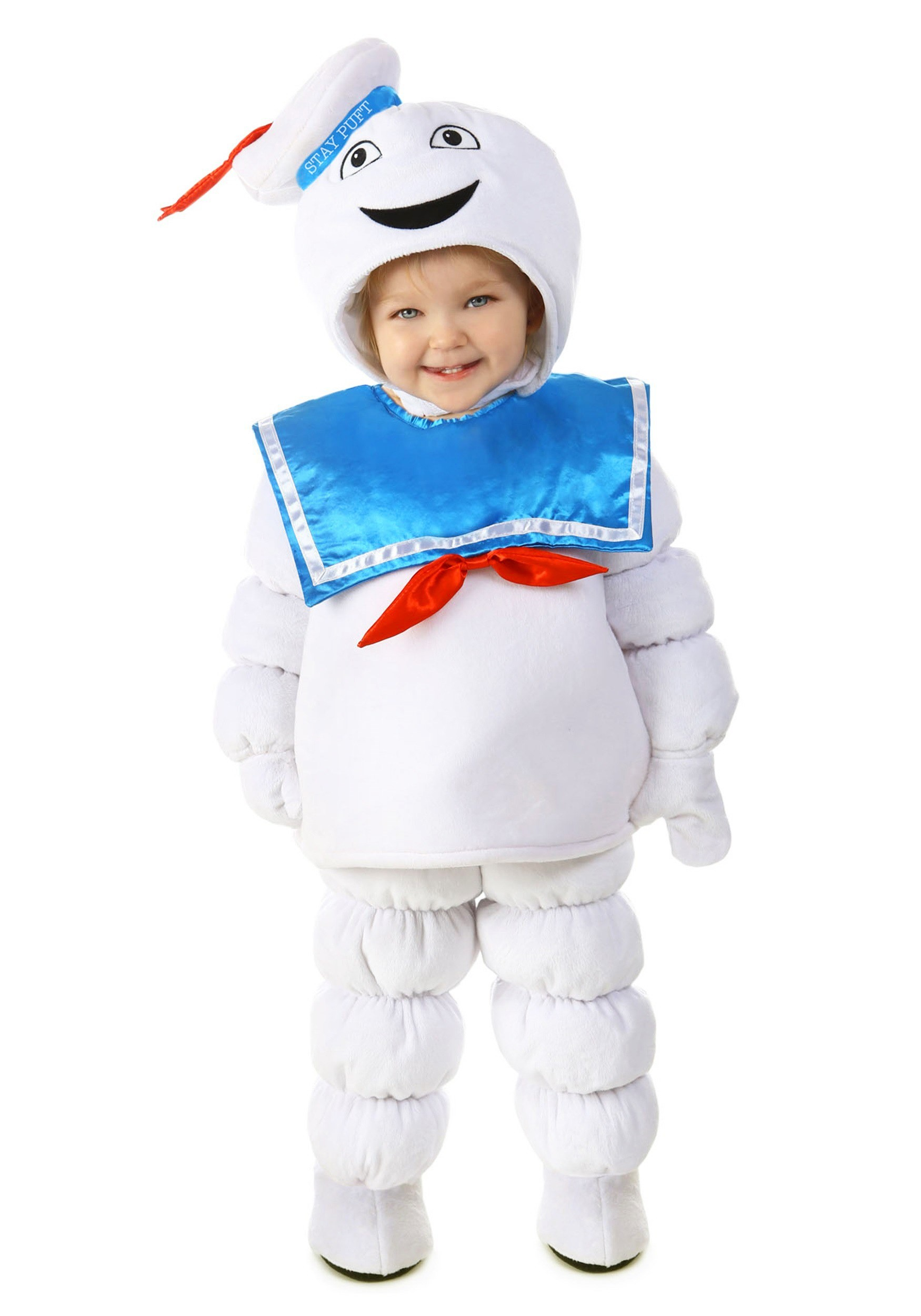 sc 1 st  Halloween Costumes & Child Ghostbusters Deluxe Stay Puft Costume