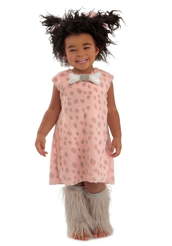 Click Here to buy Girls Cavebaby Costume from HalloweenCostumes, USA Funds & Shipping
