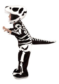 Child T-Rex Fossil Costume
