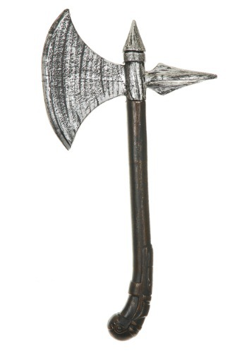 Gladiator Axe By: Charades for the 2015 Costume season.
