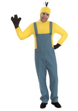 Adult Minions Deluxe Kevin Jumpsuit
