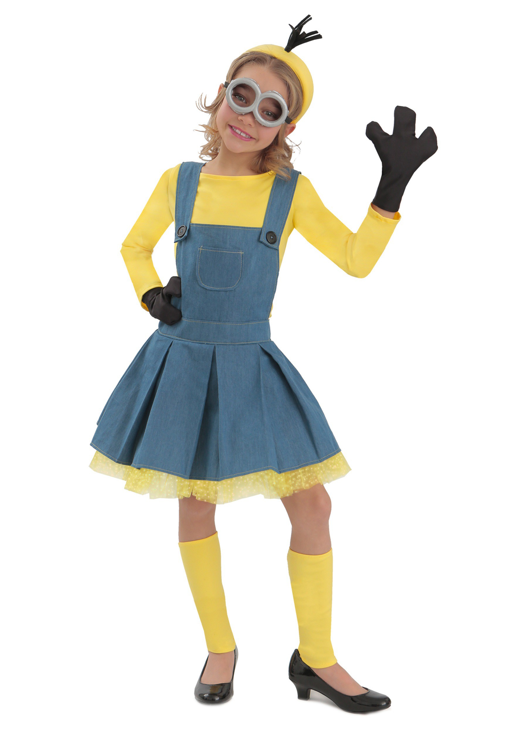 sc 1 st  Halloween Costumes : minion toddler girl costume  - Germanpascual.Com