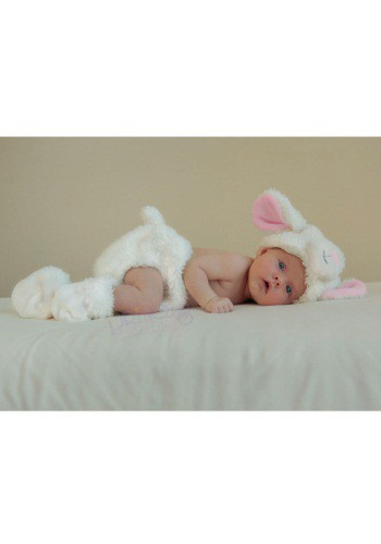 Image of Cuddly Lamb Diaper Cover