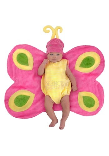 Click Here to buy Baby Beautiful Butterfly Swaddle from HalloweenCostumes, USA Funds & Shipping