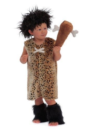 Toddler Caveman Costume
