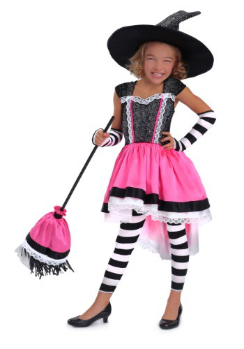 Image of Child's Luna the Witch Costume
