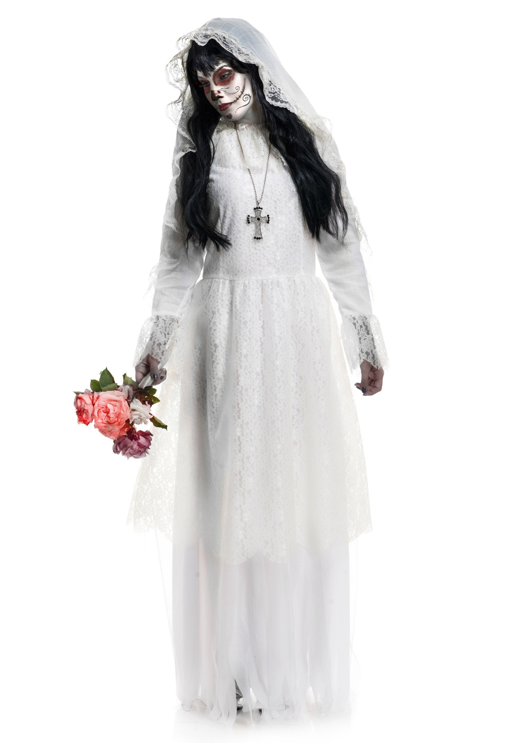 Womens Nightshade Bride Costume